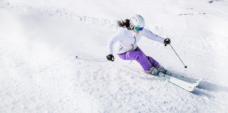 Обучение на лыжах. Лыжная школа «Каштан». Киев, Протасов Яр