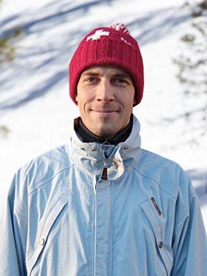 Эльдар Парий – инструктор сноуборд школы «Каштан»