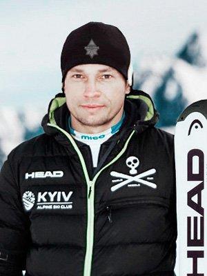 Тимофей Ершов - учредитель лыжной школы «Каштан»
